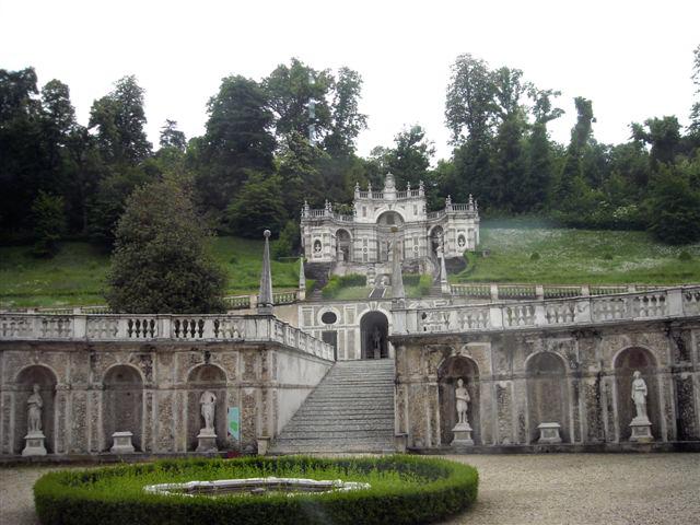 Giardini della Villa della Regina