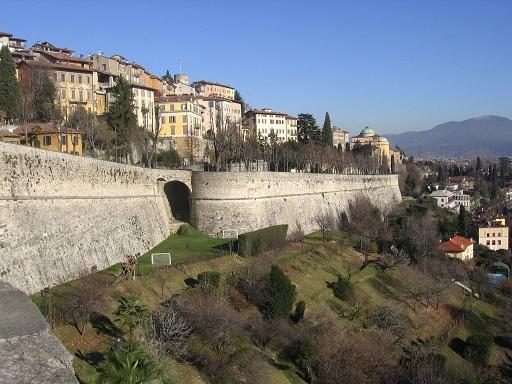 Mura Venete di Bergamo - Patrimonio dell'Unesco